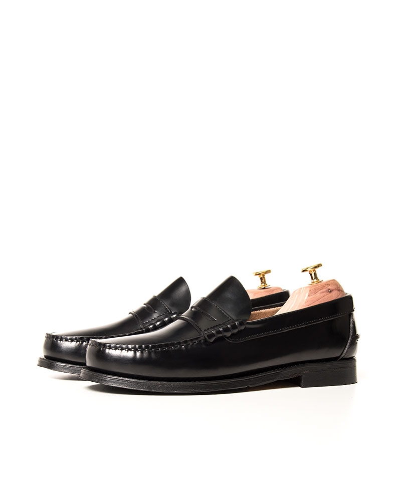 Zapatos Negros Loafer
