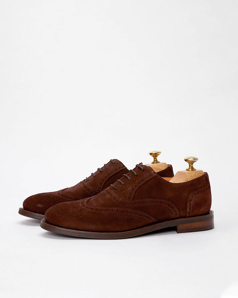 Zapatos Brogue Taback