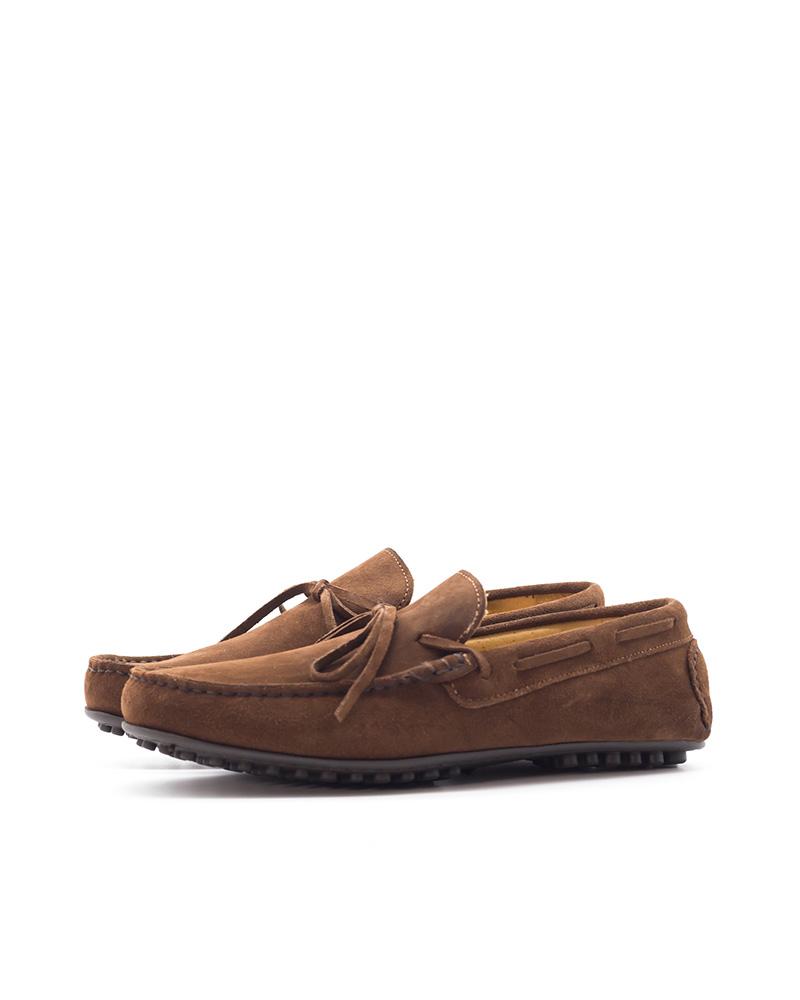 Mocasines Color Camel